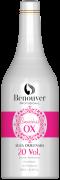 Água Oxigenada Cremosa 20 Volumes Bmechas Benouver Profissional 900ml