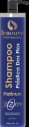 Shampoo Anti-estático Plástica Capilar Botox Bzero Matizadora Benouver Profissional 1000ml