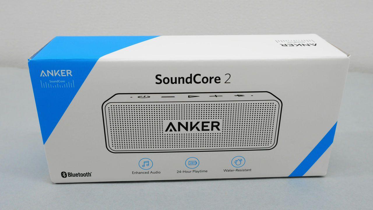 Caixa de som ANKER SoundCore 2