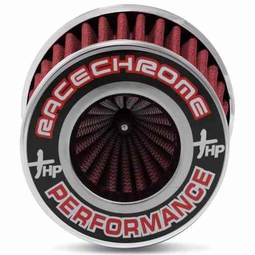 Filtro Esportivo Duplo Fluxo Race Chrome Gol Celta Palio Uno