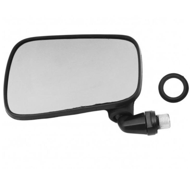 Espelho Retrovisor Fusca 79 a 96 Pé de Ferro Modelo Original - Lado ESQUERDO