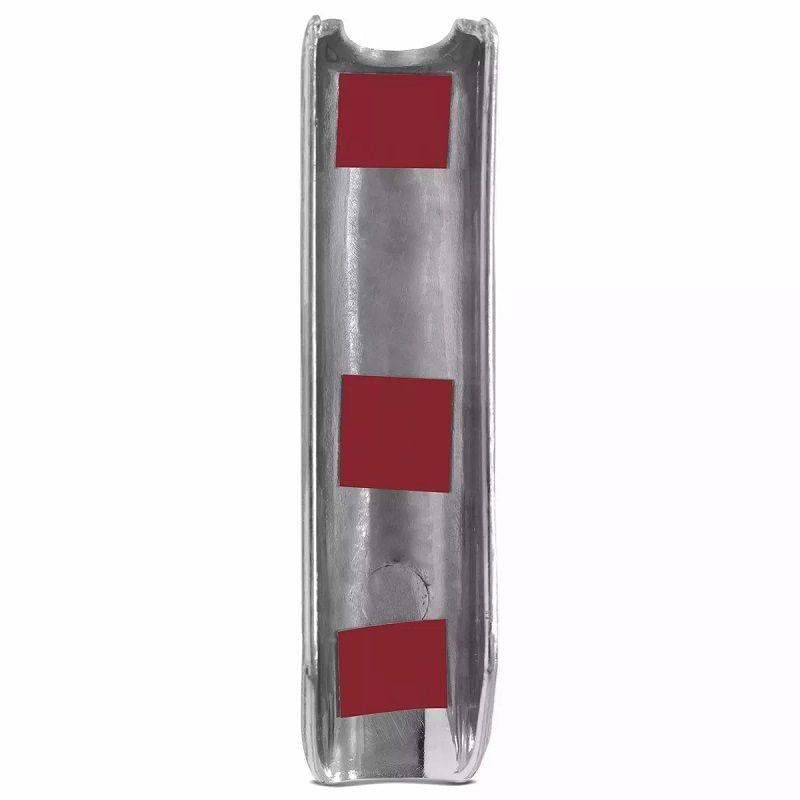 Kit Tuning Cromado Vermelho Gol Quadrado Bola G3 G4 G5 G6