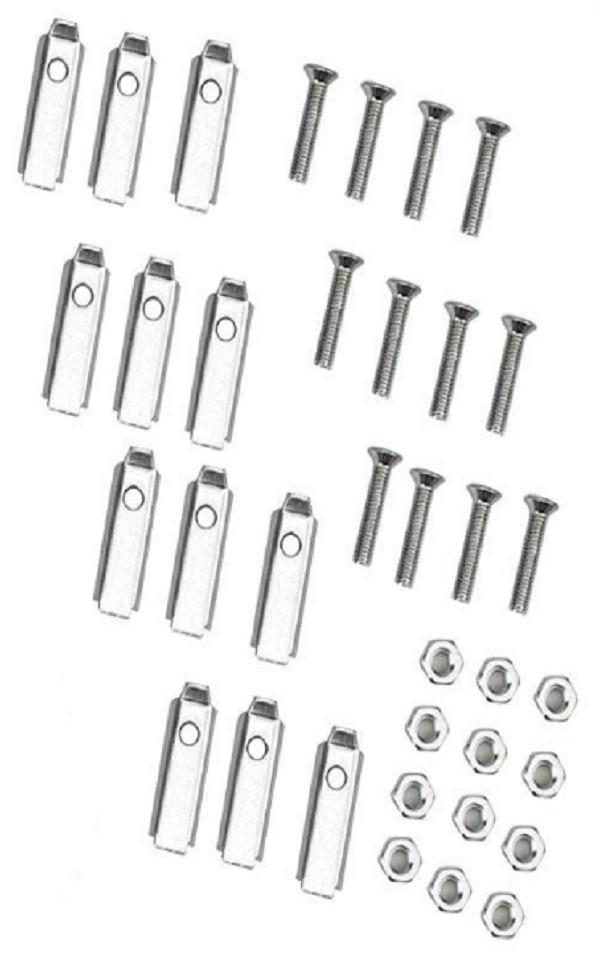 Kit Tuning Chrome Tapete PVC Fiat + Pedaleiras Alumínio + Bola Manopla Cambio + Capa Freio Mão + Pino Valvula Pneu