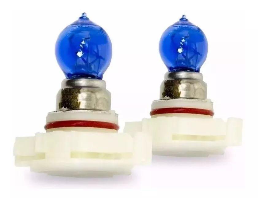 Lampadas Super Brancas H16 24W Borboleta Techone 8500k