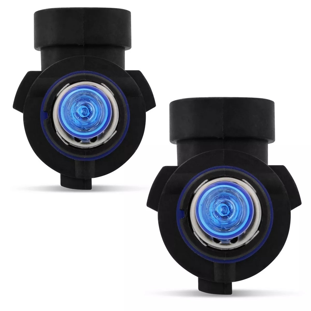 Par Lampadas Farol Alto HB3 8500K Super Brancas Tech One Inmetro