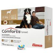 Antipulgas Comfortis 1620 mg para Cães de 27 a 54 Kg - Elanco