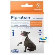 Antipulgas e Carrapatos Fiproban Cães de 10 até 20 kg - Vallee (1 pipeta de 1,34 ml)