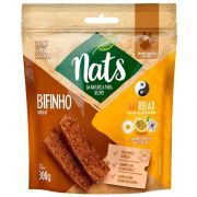 Bifinho Natural Super Premium NatRelax Vida em equilíbrio para Cães - Nats (300g)