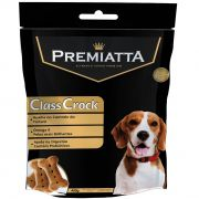Biscoito Premiatta ClassCrock para Cães Adultos e Filhotes de todas as raças - Gran Premiatta (400g)
