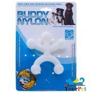 Brinquedo de Nylon para Cães Destruidores - Boneco de Nylon - Buddy Toys