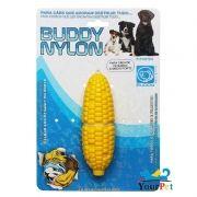 Brinquedo de Nylon para Cães Destruidores - Milho Pequeno - Buddy Toys