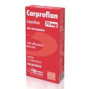 Carproflan 75mg - Anti-inflamatório para Cães à base de Carprofeno - Agener (14 comprimidos palatáveis)