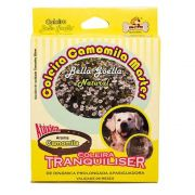 Coleira Natural Antiestresse Tranquiliser Camomila Master Plus para Cães e Gatos - Bella Goella (50 cm)
