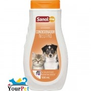 Condicionador Neutro Sanol Dog para Cães e Gatos - Total Química (500 ml)