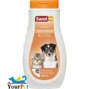 Condicionador Neutro Sanol Dog para Cães e Gatos - Total Química (500 ml)