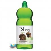 Eliminador de Odores Herbal K Dog - Limpeza de quintais, canis e clínicas veterinárias - Total Química (2l)