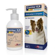 Garma IGR Shampoo Antipulgas e Carrapatos para Cães - Agener (200 ml)