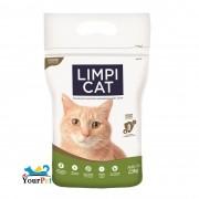 Limpicat Granulado Sanitário Super Premium à base de Trigo para Gatos (2,5kg)