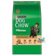 Ração Dog Chow Filhotes Frango e Arroz para Cães - Nestlé Purina (15 kg)
