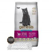 Ração Gênesis Feline Super Premium para Gatos Filhotes e Adultos - Gran Premiatta (7,5 kg = 15x500g)