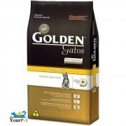 Ração Golden Frango para Gatos Adultos - PremieR (10,1 kg)