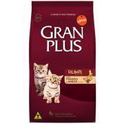Ração Gran Plus Gatos Filhotes Frango e Arroz (10,1 kg) - Affinity Guabi