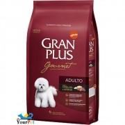 Ração Gran Plus Gourmet Adulto Ovelha e Arroz para Cães Adultos (3 kg) - Guabi