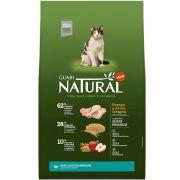 Ração Guab Natural Gato Castrado Frango Arroz Integral 1,5kg