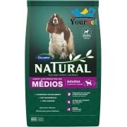 Ração Guabi Natural Cães Adultos Médios (15 kg)