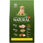 Ração Guabi Natural Cães Filhotes Grandes e Gigantes Frango e Arroz Integral (15 kg) - Affinity Guabi