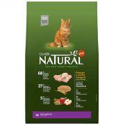 Ração Guabi Natural Gato Adulto Frango Arroz Integral 7,5 kg