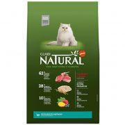 Ração Guabi Natural Gatos Castrados Cordeiro e Aveia (1,5kg)