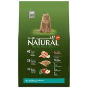 Ração Guabi Natural Gatos Castrados Salmão e Cevada (1,5 kg)