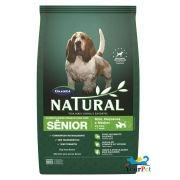 Ração Guabi Natural Senior para Cães com mais de 7 anos de Porte Mini, Pequeno e Médio (2,5 kg)