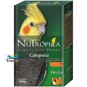 Ração Nutrópica com Frutas para Calopsita (300g)