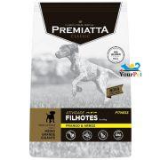 Ração Premiatta Atividade Fitness Filhotes para Cães Filhotes de Raças Médias, Grandes e Gigantes (15 kg)
