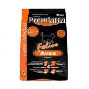 Ração Premiatta Feline Aves para Gatos Adultos - Premiatta (10,1 kg)