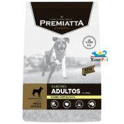 Ração Premiatta Sabores do Brasil Carne com Batata para Cães Adultos de Raças Médias e Grandes (15 kg)