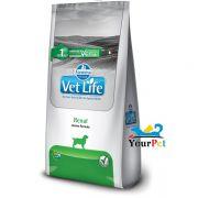 Ração Vet Life Natural Renal Canine para Cães com Insuficiência Renal Aguda e Crônica - Farmina (10,1kg)