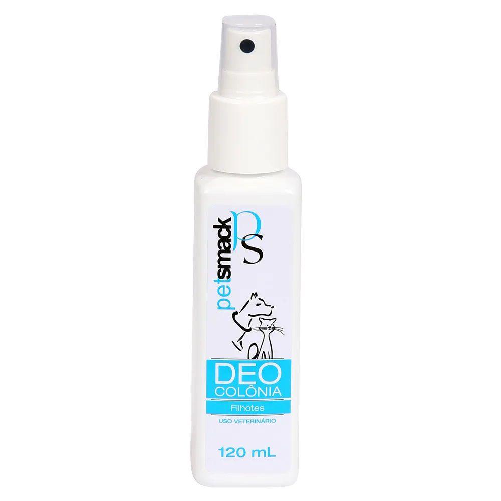 Deocolônia Pet Smack Filhotes Inspirado no Mamãe e Bebê para Cães e Gatos - Pet Smack (120 ml)