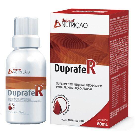 DuprafeR - Suplemento para animais - Duprat (60 ml)