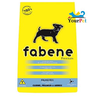 Ração Fabene Filhotes para Cães Filhotes de todas as raças (2 kg)
