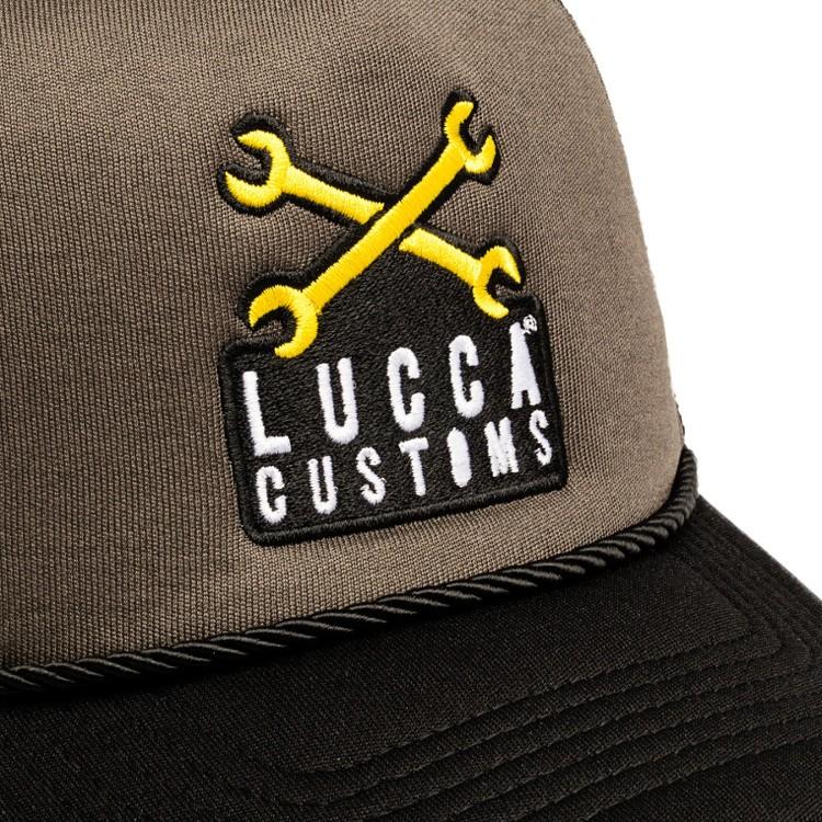 Boné Vintage Old School - Lucca Customs - Wrench