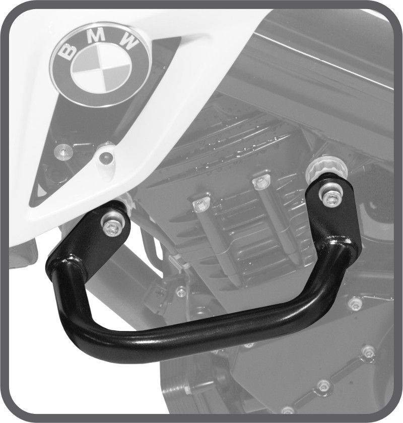 Protetor de Carenagem - Modelo Alça - BMW F800 R
