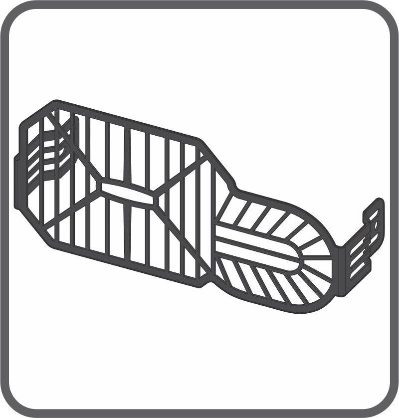 Protetor de Farol - Grade de Aço BMW F700 GS