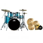 Bateria D One Street Ds20 + Kit Prato Zeus Evolution Set C