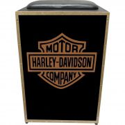 Cajon Jaguar Eletrico K2 Cor 007 Harley Davidson Preto