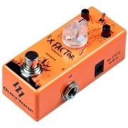 PEDAL OVERTONE X FACTOR DISTORTION