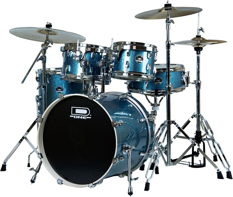 BATERIA D ONE STREET DS20 BL BLUE