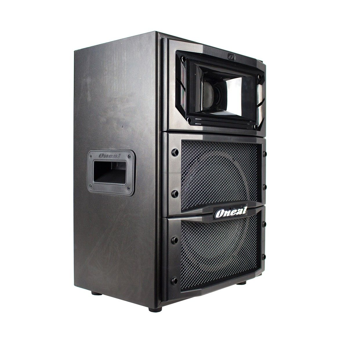 CAIXA ONEAL ATIVA OPB1310 PT 120W RMS